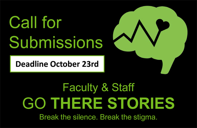 Photo for Faculty and staff invited to submit 'GO THERE' stories