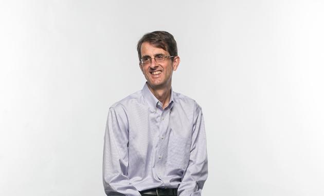 James Booth, professor of psychology and human development and Patricia and Rodes Hart Professor of Educational Neuroscience (Joe Howell/Vanderbilt)