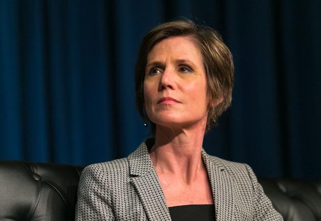 Sally Yates (Wikimedia Commons)