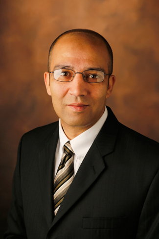 Masood Sidiqyar, VUIT director of security operations
