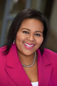 Melissa Thomas-Hunt, vice provost for inclusive excellence