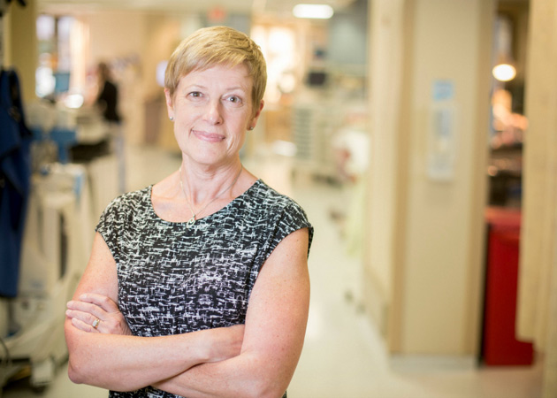 Cathy Maxwell, assistant professor of nursing (Vanderbilt University)