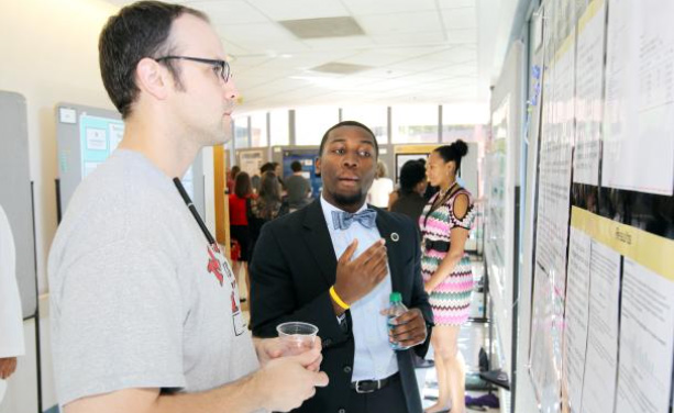 The 15th annual Vanderbilt Summer Science Academy Student Research Symposium is scheduled for Aug. 3 at the Wond'ry. (Vanderbilt University)