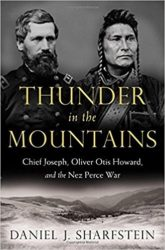 Thunder In The Mountains book cover