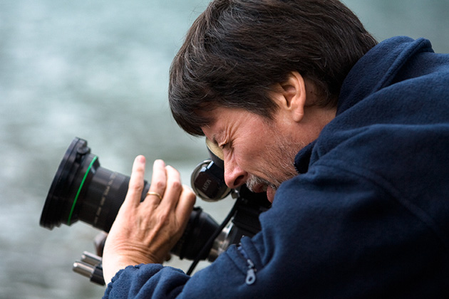 Documentary filmmaker Ken Burns will give Vanderbilt's 2017 Senior Day address beginning at 11 a.m. May 11 in Memorial Gym. (photo by Jason Savage)