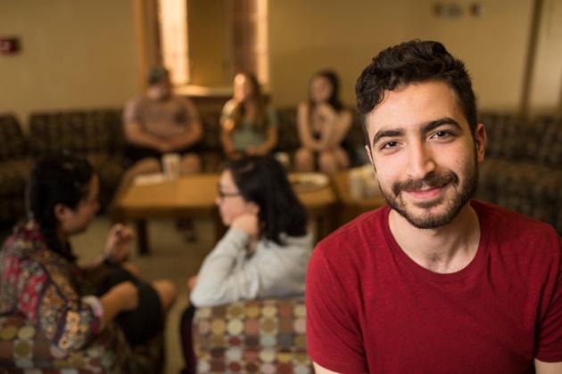 Musbah Shaheen (Joe Howell/Vanderbilt)