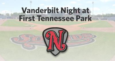 Get discount to Nashville Sounds game May 24 | Vanderbilt