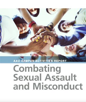 Vanderbilt's efforts surrounding sexual assault prevention are included in a report issued April 26 by the Association of American Universities.