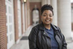 Bridgette Brown found diversity and a second home at Vanderbilt.
