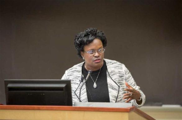 Sandra Barnes, Vanderbilt University assistant vice chancellor for equity, diversity and inclusion (Susan Urmy/Vanderbilt)