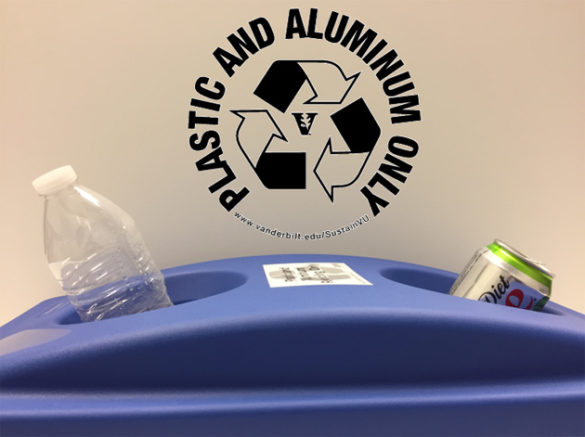 Starting March 17, recycling on campus will begin switching over to dual-stream recycling.