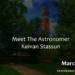 Meet the Astronomer: Dr. Keivan Stassun