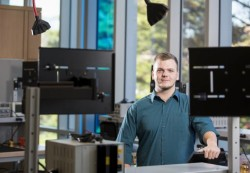 Chandler Barnes' Opportunity Vanderbilt scholarship is helping him realize dreams.
