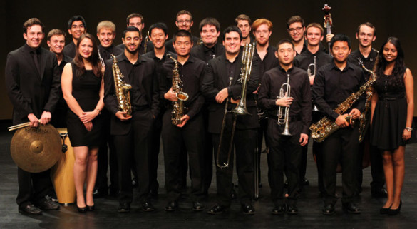The Blair Big Band has been selected to play at the Jazz Education Network national conference in New Orleans Jan. 4-7. (Vanderbilt University)