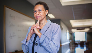 Math Master: Sylvia T. Bozeman, MA'70, Honored with National Medal of Science Committee Appointment