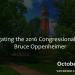 Election 2016: Bruce Oppenheimer, 10.19.16