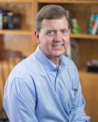 Stevenson Professor of Chemistry David Wright (John Russell /Vanderbilt University)