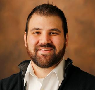 Michael Sekuras, doctoral student in Hebrew Bible