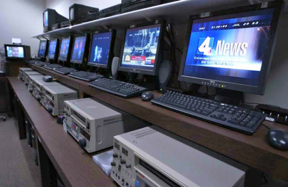The Vanderbilt Television News Archive. (Vanderbilt University)