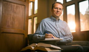 New faculty: Mattias K. Polborn studies the economics of political polarization