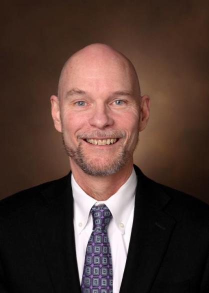 portrait of Vanderbilt Graduate School Dean Mark Wallace