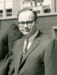 Mark M. Jones in the mid-1960s. (Vanderbilt University)