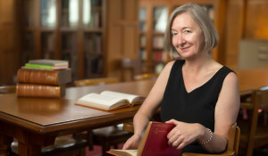 A conversation with Valerie Hotchkiss, university librarian