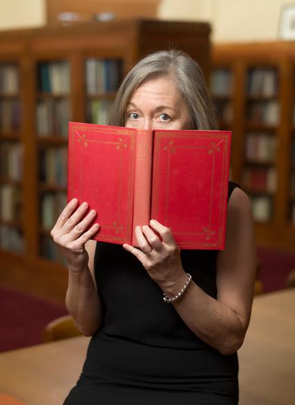 Valerie Hotchkiss, Vanderbilt University librarian (John Russell/Vanderbilt)