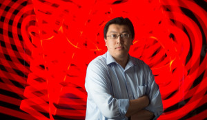 New faculty: Kenny Tao uses optical coherence tomography to improve delicate eye surgeries