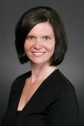 Moderator Catherine Gavin Loss
