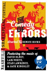 The Comedy of Errors - Shakespeare in the Park