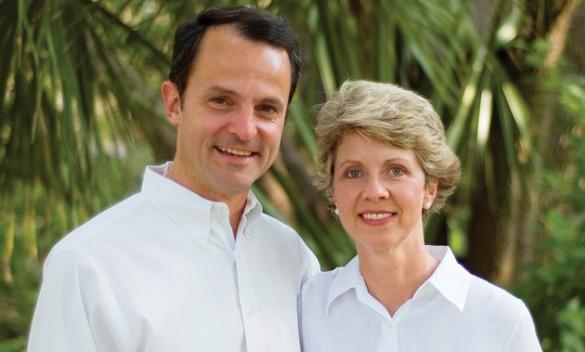 Jack and Carolyn Long
