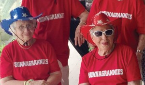 The BonnaGrannies: They are the coolest grannies at Bonnaroo—and the twenty-somethings love them