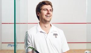 Austin Schiff, BA'12: The Virtues of Squash