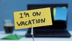 PTO - vacation image