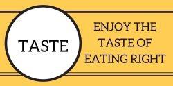 TASTE Nutrition Challenge logo