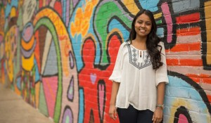 Class of 2016: Deya Maldas merges her passions for service and music