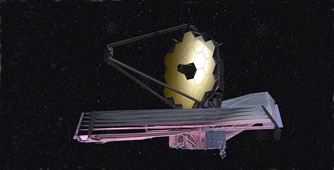 telescope drawing