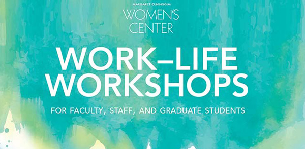 Work-Life Workshop: 'Difficult Conversations' Jan. 21