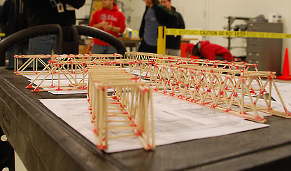 model bridges
