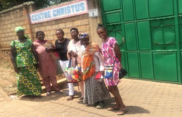 shakyia with women
