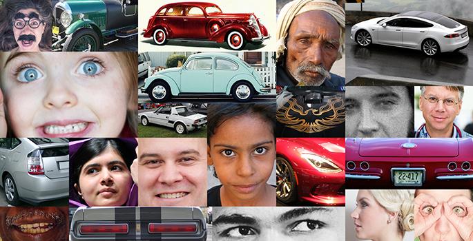 many faces diversity