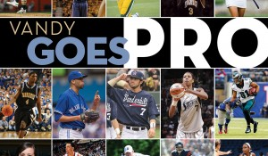 Vandy Goes Pro: Impressive Numbers of Commodores Are Playing on Professional Teams