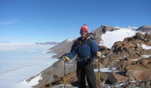 10 questions with Earth and Environmental Sciences Professor Dan Morgan