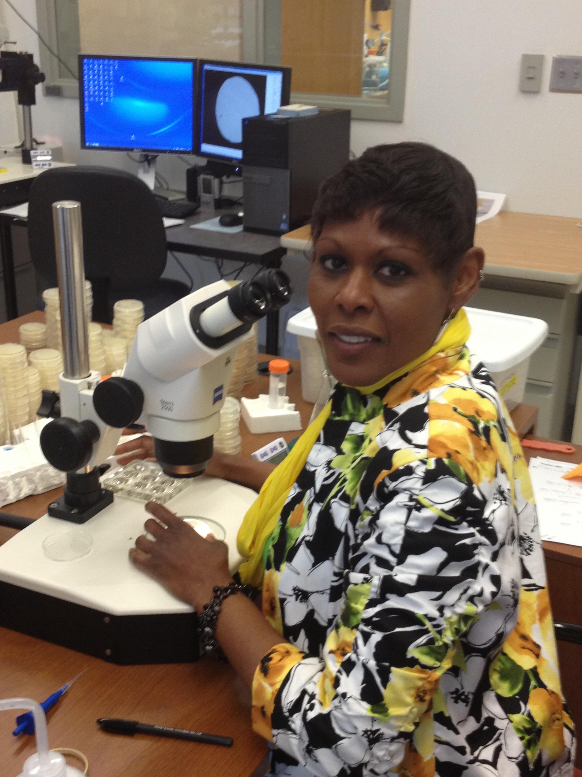 Phyllis Freeman Randy Blakely Vanderbilt Lab