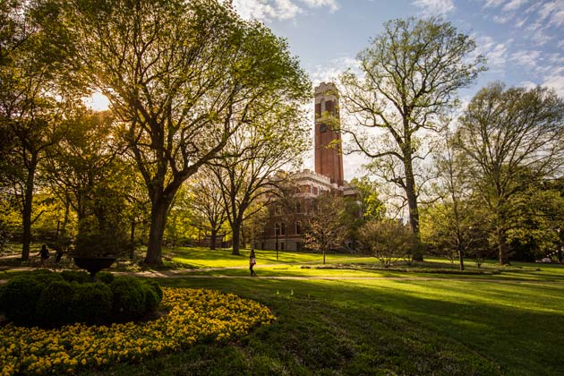 Photo for Vanderbilt community invited to share feedback on chancellor search
