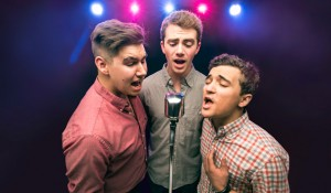 Class of 2015: Augie Phillips, Ted Moock and Dan McNeill find harmony in the Melodores