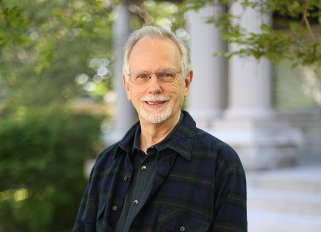Lee Martin, assistant director of Vanderbilt's English Language Center.