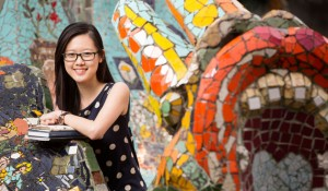 Class of 2015: Junyi Chu brings global perspective to helping children learn