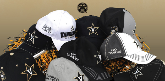 Get customized VU hats at Lids